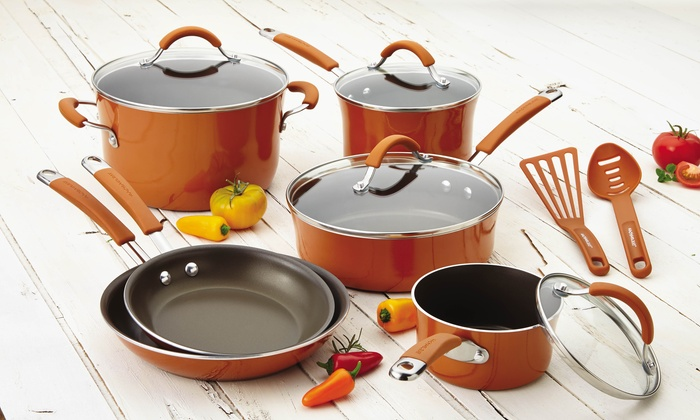 Rachael Ray Pots and Pans Set