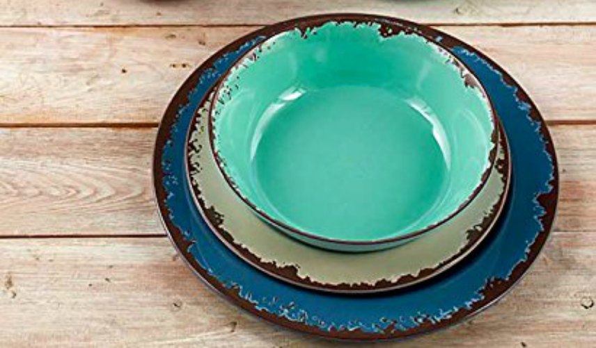 Home Accessories ... & Rustic Lodge Dinnerware - Castrophotos