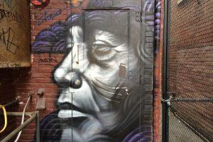 Graffiti_Indian_head