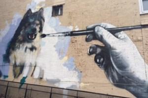 Graffiti_dog_painter