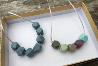 Finity Handmade Teething Jewlery + GIVEAWAY