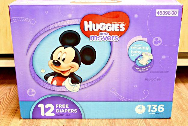 huggies 3