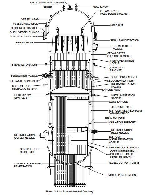 reactor vessel diagram
