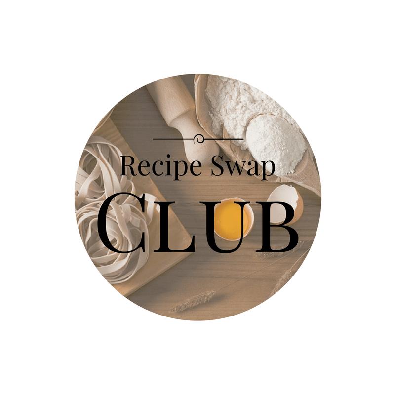 Recipe Swap Club Contributor