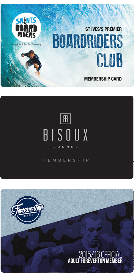 Membership Cards - Simply Plastic Cards