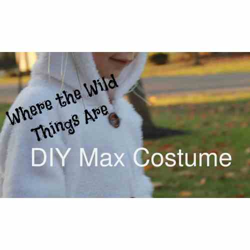 Medium Crop Of Where The Wild Things Are Costume
