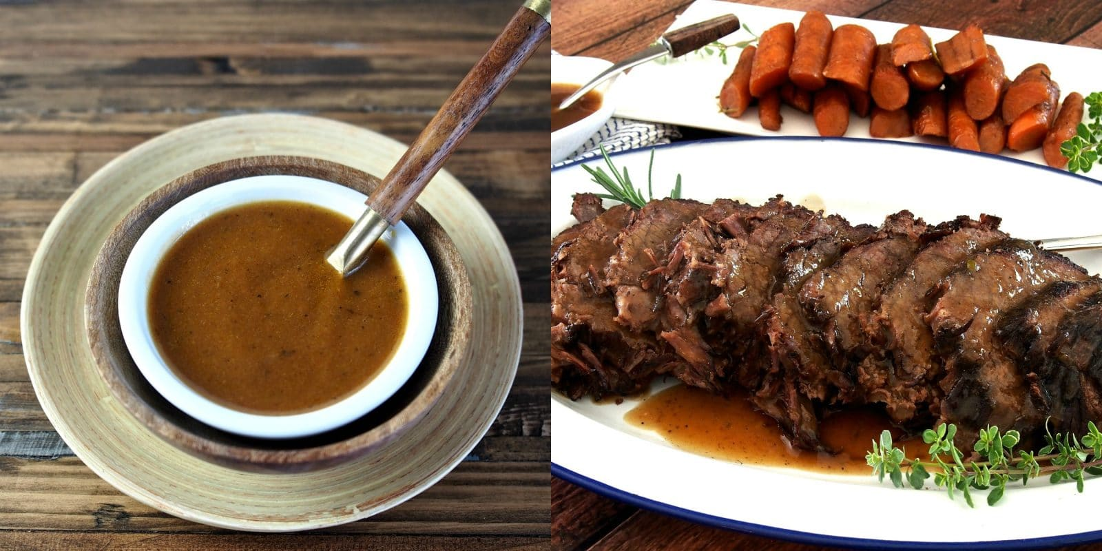Pot Roast with Best-Ever Pot Roast Gravy is simply the BEST pot roast ...