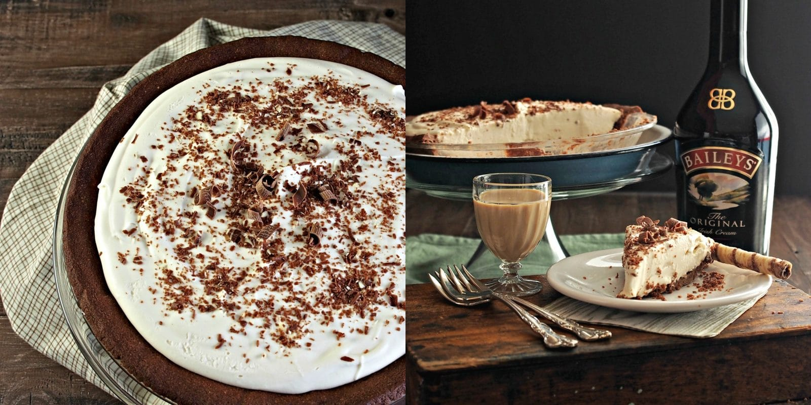 ... pie for all you irish cream ricotta white chocolate irish cream pie
