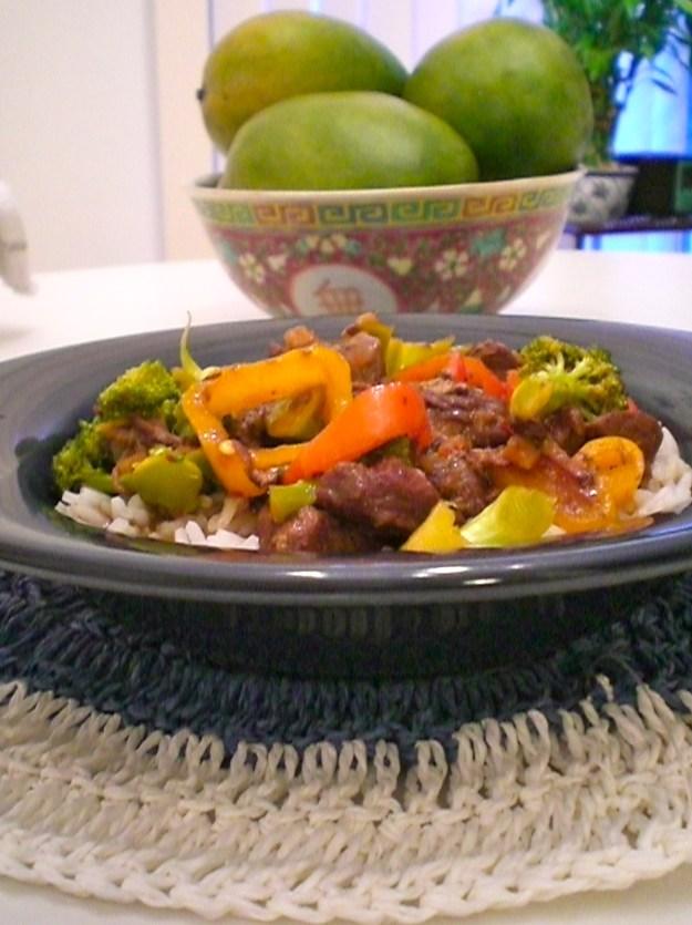 Crock-Pot Broccoli Beef   Simply Scrumptious By Sarah