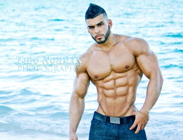 Lazar Angelov Quotes Wallpaper Fitness Model Gerardo Gabriel Talks With Simplyshredded