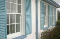Plastic Decorative Exterior Window Shutters | Simply Shutters