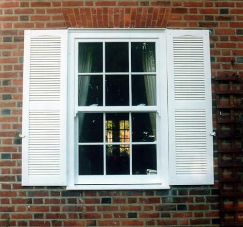ornamental window shutters