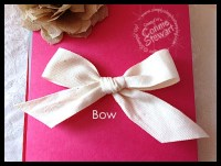 Video: How to Tie Pretty Bows & Square Knots - Simply ...