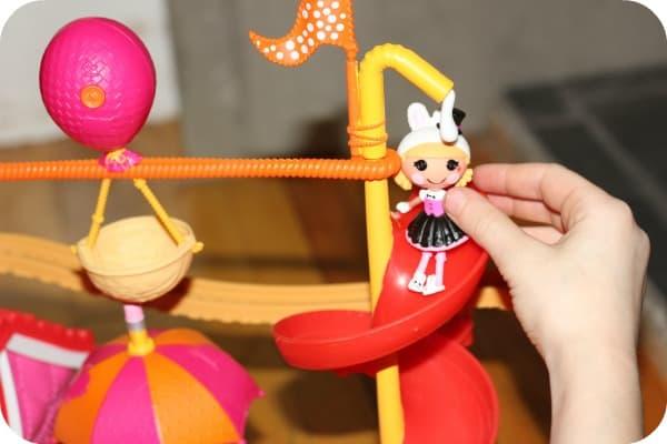 Mini Lalaloopsy Silly Fun House Playset