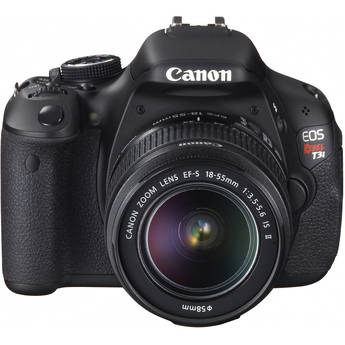 Canon Rebel DSLR Giveaway