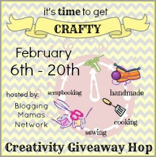 Time to Get Crafty Giveaway