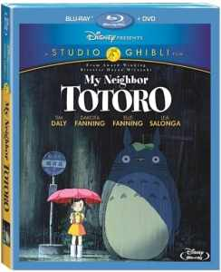 My Neighbor Totoro Blu-ray & DVD Review & Giveaway (US & Can)