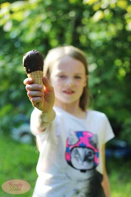 Raise a Cone with Nestle Drumstick