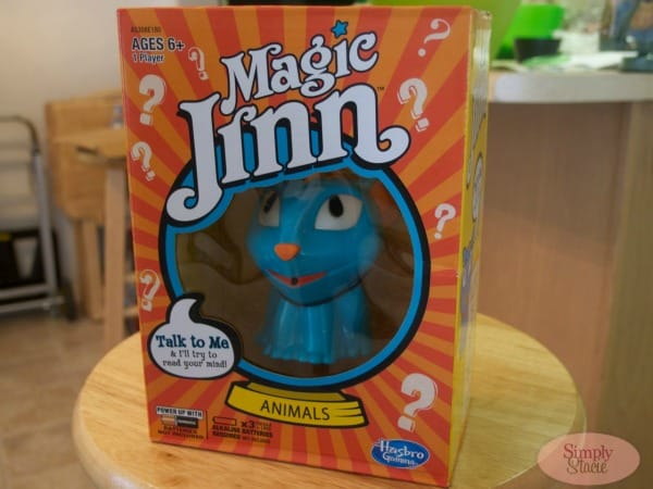 Hasbro's Magic Jinn Review