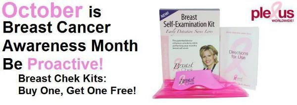 Plexus Breast Chek Kit Review