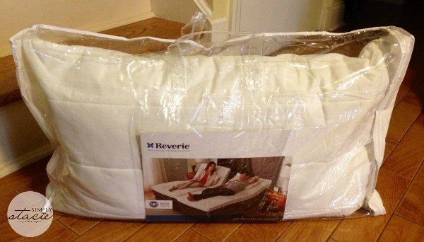 Reverie Sweet Slumber Pillow Review