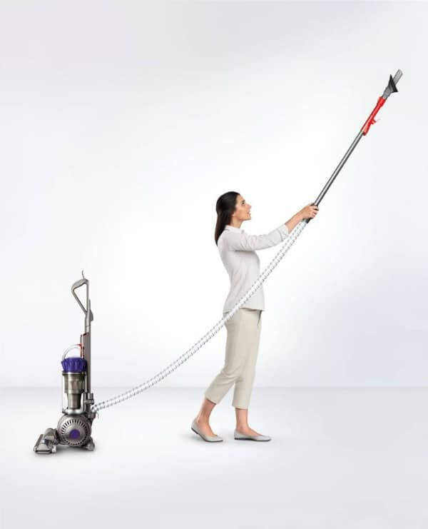 Dyson DC65 Animal Bagless Upright Vacuum Review
