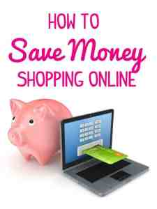 How to Save Money Shopping Online {For Canadians}