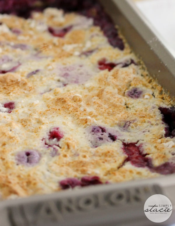 how to make apple cobbler with cake mix
