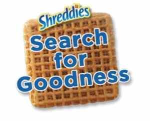 "Shreddies ""Search for Goodness"""