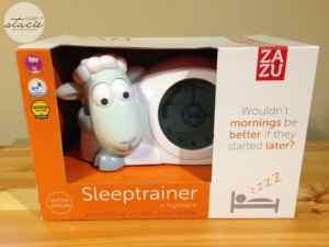 Help Your Child Sleep with SAM Sleep trainer and Nightlight