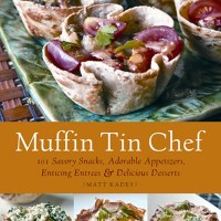 Muffin Tin Chef Review & Giveaway, Plus a Recipe for Egg and Sausage Polenta Cups