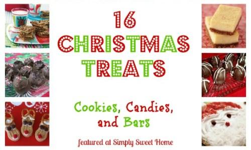 16 Christmas Treats