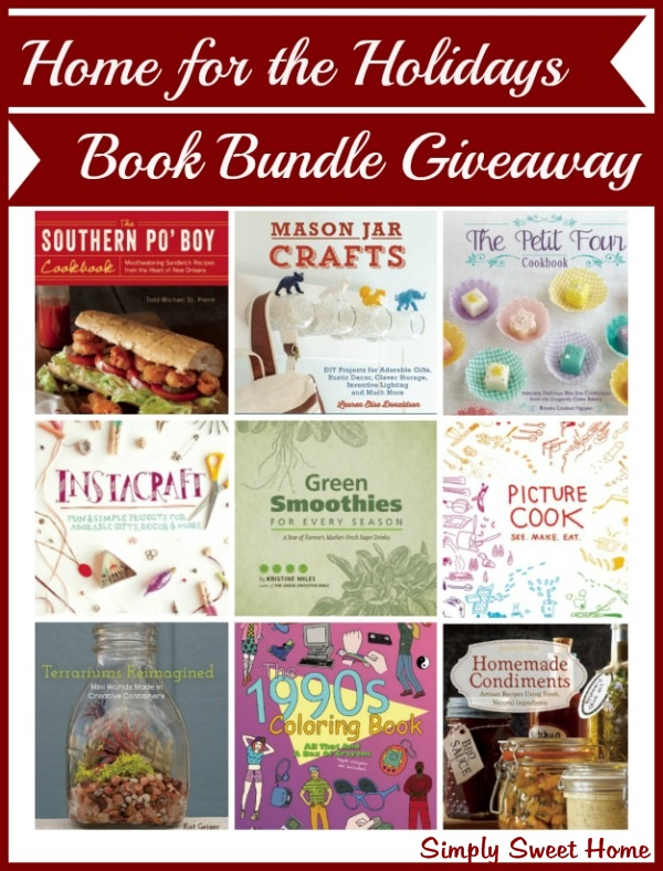 Home for the Holidays Book Giveaway and Nature's Sleep Sweepstakes