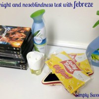 Febreze Noseblindness Test Review & Giveaway