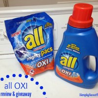all OXI Review & Giveaway