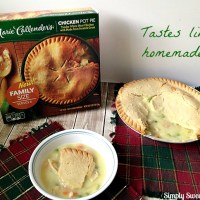 Staying Warm and Finding Time with Marie Callender's Pot Pie