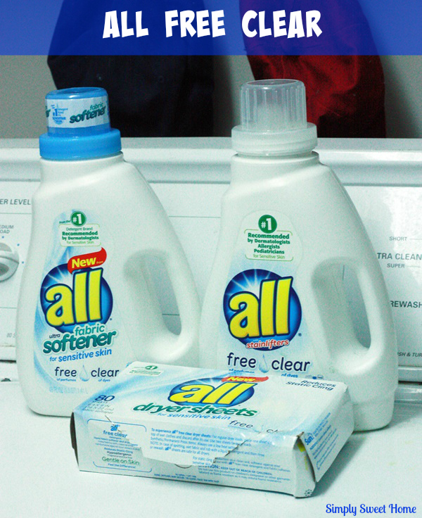 All Free Clear Products