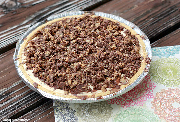Peanut Butter Pie 7