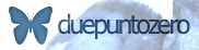 Logo duepuntozero.com