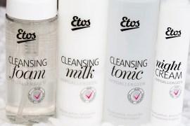 Skincare lijn van Etos