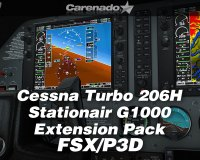 Cessna Turbo 206H Stationair G1000 Extension Pack for FSX ...