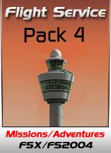 Flight Service - Pack 4