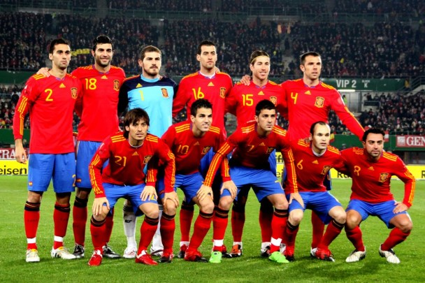 Spain-National-Football-Team