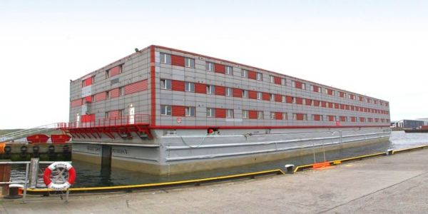 Floating student accommodation: a bizarre solution to the student housing crisis?
