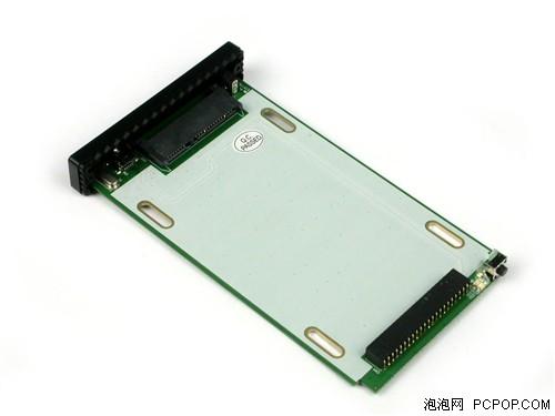 IDE/SATA雙接口硬盤盒!黑色E07測試_硬件_科技時代_新浪網