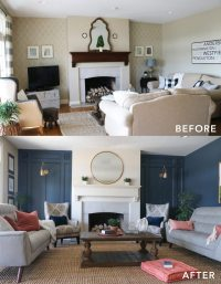 Living Room Makeover with The RoomPlace - Sincerely, Sara D.
