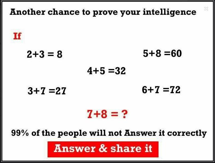 Problem solving test questions