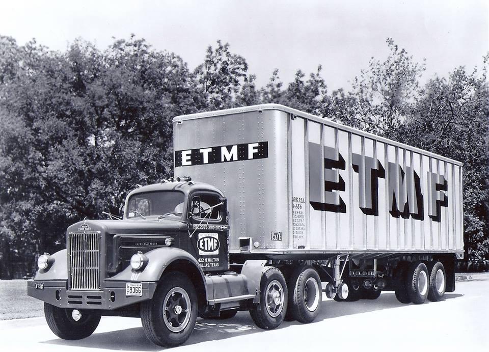 Fruehauf Carter - Memphis branch - Singing Wheels The History of