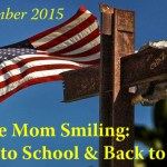 Single Mom Smiling's 1st Monthly Newsletter!