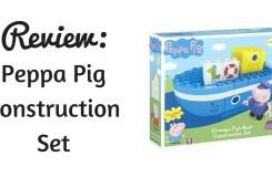 Peppa Pig Construction Set Review